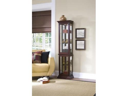 New England Curio Cabinet