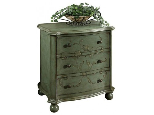 Blue Mist Accent Chest