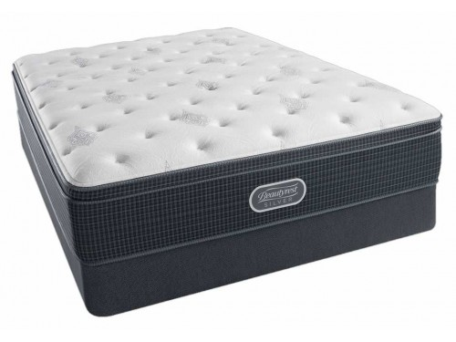 Beautyrest® Silver Open Seas Plush Euro Top Mattress