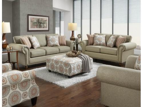 Turino Sisal Sofa Collection