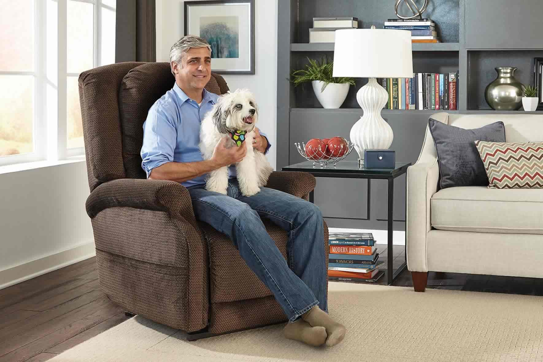 Why would I want a recliner with a lift feature?