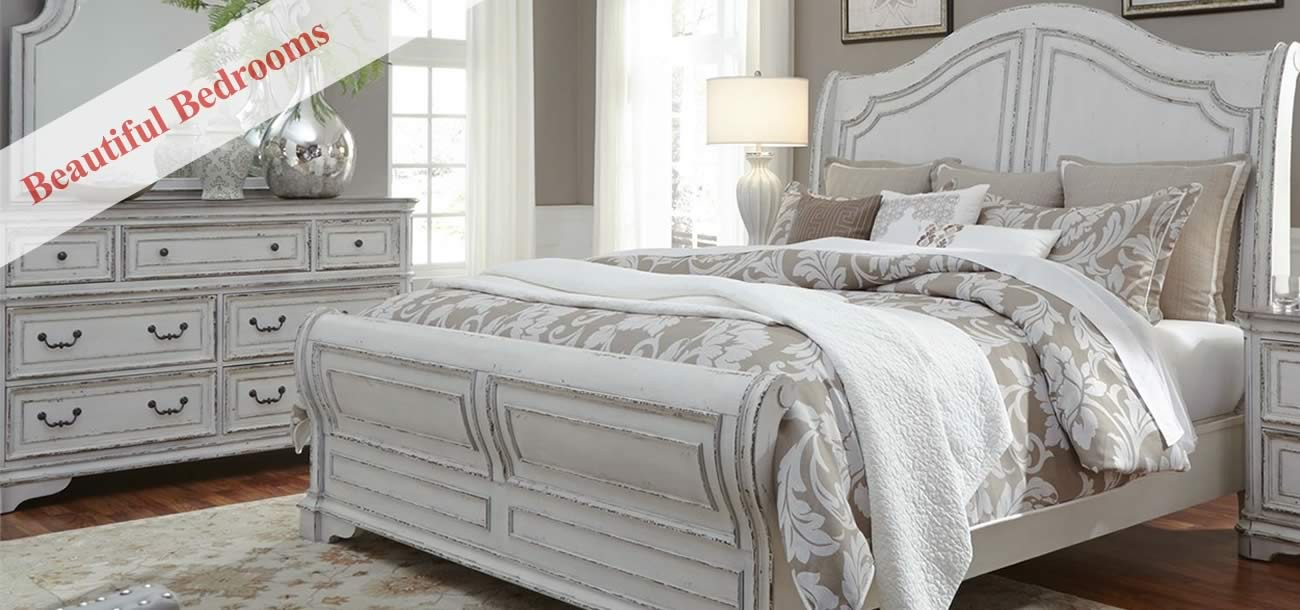 Rustic Hills Bedroom Collection by Vaughan-Bassett