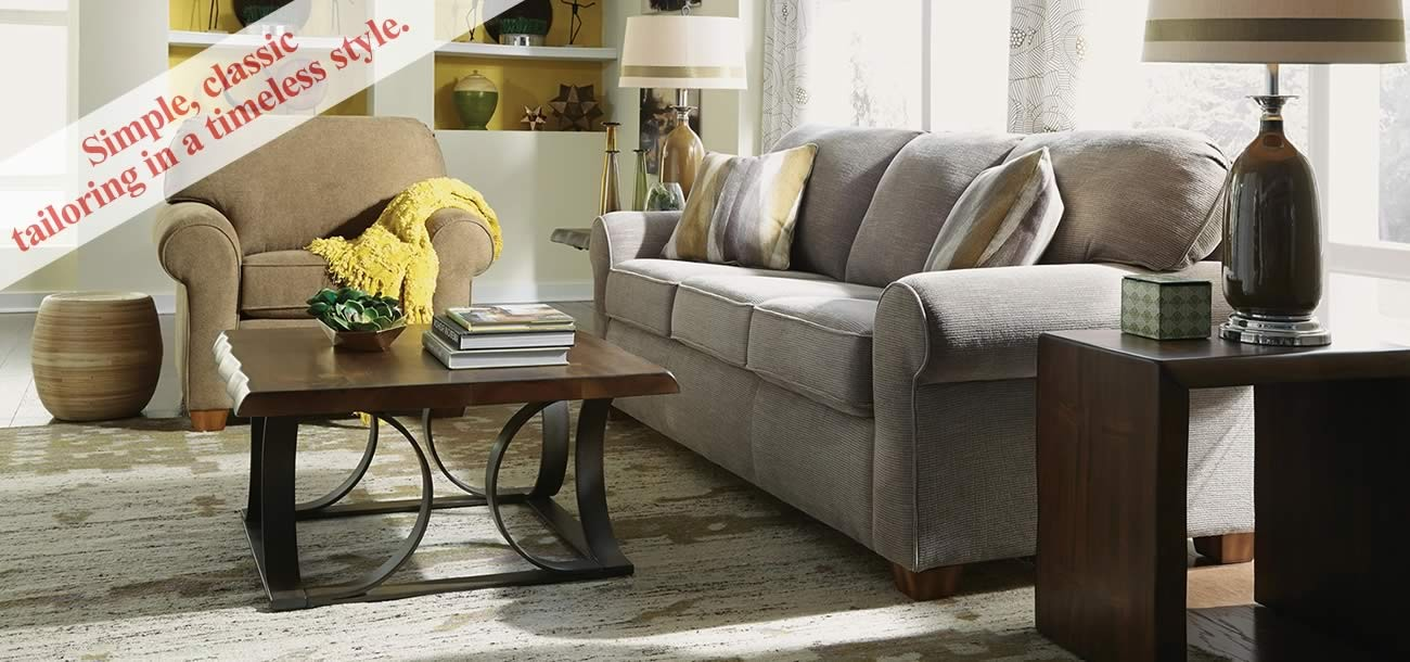 Flexsteel Thornton Sofa collection